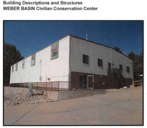 Weber Basin Job Corps Gymnasium