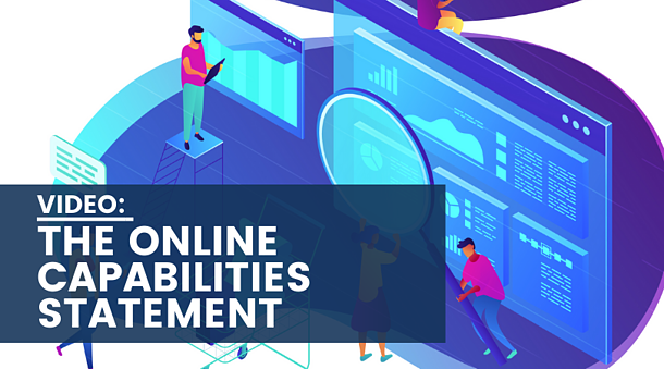 Online Capabilities Statement