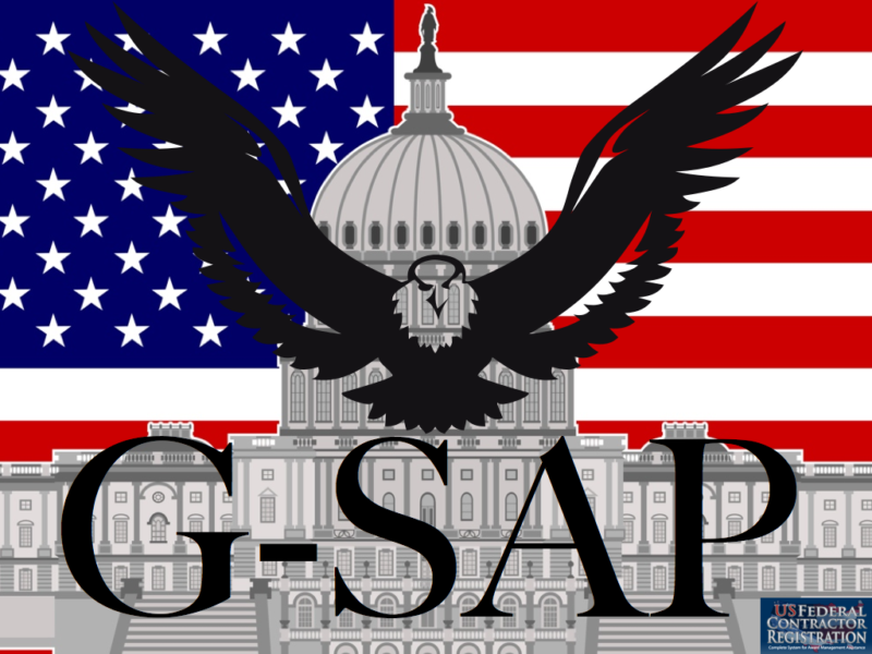 US Federal Contractor Registration Makes History with New G-SAP (GSA-Simplified Acquisition Program)