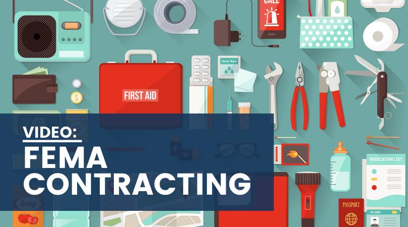 FEMA Contracting